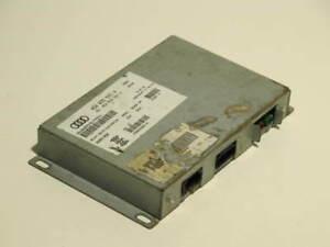 2003-10 AUDI A6 A8 S6 S8 C6 D3 SATELLITE RADIO MEDIA MODULE RECEIVER 4E0035593A