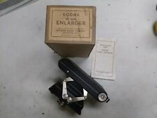 Vintage Kodak 16Mm Enlarger With Box & Instructions Very Clean