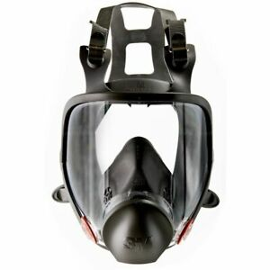 3M 6800 Full Face Respirator Reusable Size M,In Stock Free Shipping