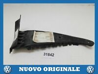 SUPPORTO SINISTRO PARAURTI POSTERIORE REAR BUMPER LEFT BRACKET ORIGINAL AUDI A6