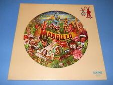 LP ITALIAN PROG GARYBALDI  MANDILLO - MANDILLO - ORIGINALE GROG 01