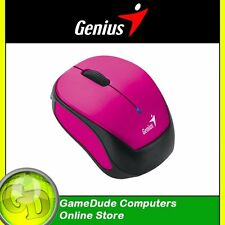 GENIUS Micro Traveler 9000R PINK Rechargeable Wireless Mouse 1200dpi  [F33]