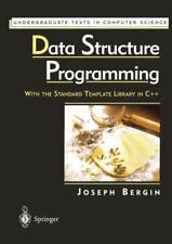 Data Structure Programming : With the Standard Template Library in C++ by...