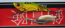 Leurre peche Adam's Magic Blade Metal Vibration 7g couleur Lemon Chartreuse