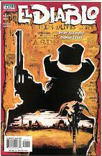EL DIABLO #1 2 3 4, NM+, Western Devil, Gun Battles, High Noon, Tim Sales