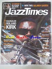 JazzTimes Magazine SEALED Giu 2008 Rahsaan Roland Kirk Bennie Maupin No cd  dvd