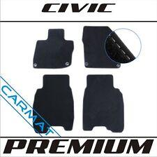 Fussmatten für Honda Civic VIII HTB 2006-2011 Autoteppiche Fußmatten PREMIUM