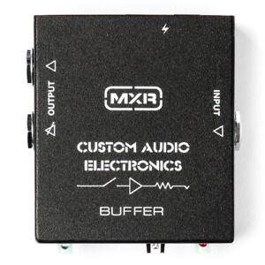 Dunlop MXR MC406 Custom Audio Electronics Buffer Guitar Effects Pedal