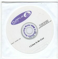 (EZ794) Purple City, Crime To Be Cool - DJ CD