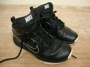 Nike Kids Youth Basketball Shoes Sneaker High Tops 539188 001 Sz 13C