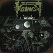 VOIVOD - KILLING TECHNOLOGY 180GR.  VINYL LP NEU
