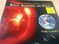 AFRIKA BAMBAATAA AND FAMILY - THE LIGHT