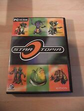 STARTOPIA Pc Cd Rom nm STAR TOPIA - FAST FREE DELIVERY COMPLETE WITH MANUAL