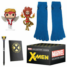 Marvel Collector Corps Funko Box - X-Men Complete Set