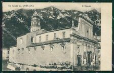 Salerno Campagna cartolina XB0085