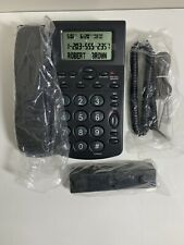 NEW Corded Telephone Large Numbers Tilt Display Caller ID Call Waiting