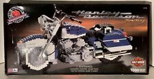 Mega Bloks Pro Builder Collector Series Harley Davidson Road King