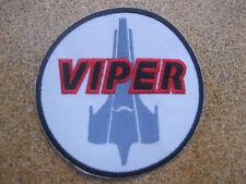 Battlestar Galactica Viper Patch 8.5x8.5 cm