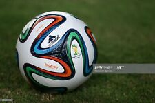 Adidas Soccer Match Ball Brazuca Football Omb Footgolf Australia Fifa World Cup