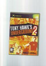 TONY HAWK'S UNDERGROUND 2 - XBOX GAME / 360 COMPATIBLE - ORIGINAL & COMPLETE VGC