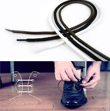 Hiking Boots Shoe Round Lace Strong Textile Boot Laces 3 Colours 60cm To 150cm