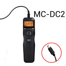 DC2 Timer Remote Shutter Cord Camera For Nikon D600 D610 D7100 PT