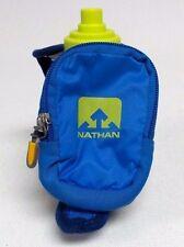 Nathan QuickShot Plus Water Bottle - Blue/Green - Free Shipping!