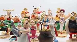 Auswahl: Plastoy - DeAgostini - Asterix und seine Welt Figuren
