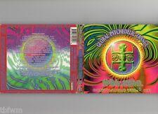 Global psychedelic transe Compilation vol. 5 - 2cd-spirit zone-Goa transe