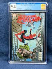Amazing Spider-Man Annual #42 Vol 1 Comic Book - CGC 9.4 - Variant