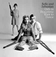 BELLE AND SEBASTIAN - GIRLS IN PEACETIME WANT TO DANCE - 2LP VINYL NEW 2014