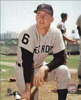 "Al Kaline Detroit Tigers MLB Posed Photo (Size: 8"" x 10"")"