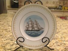 Danbury Mint Currier & Ives Plate Collection Clipper Ship Flying Cloud Denmark !