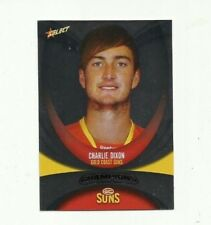 2011 SELECT CHAMPIONS SILVER PARALLEL G C SUNS CHARLIE DIXON SP88 CARD FREE POST