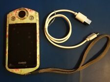 Casio EXILIM EX-TR15 Digital Touch Screen Camera (Link To Phone) - FREE P&P