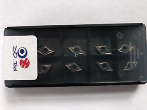 DCMT 070204 CARBIDE TURNING INSERTS (Read Description For My Quality Guarantee)