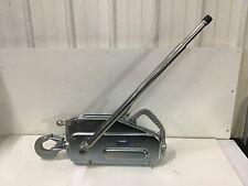 Griphoist / Tirfor - Tu28 Manual Cable Hoist 8000 lb. Pull Capacity