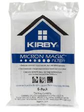 6 CLOTH Sentria Allergen Micron Magic Ultimate G Kirby Vacuum Bags