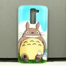 For LG K7 / Tribute 5 Totoro Phone Case Cover Free Screen Protector
