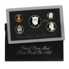 1968-1998 Run of 32 clean and crisp Proof Sets including the 1976 3pc Silver