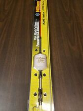"Wilson Trucker T2000 White 5"" shaft 49"" Mobile CB Radio Antenna w Whip 305-494"