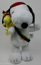 Halloween Peanuts 19 in Tall Snoopy & Woodstock Dressed as Pirate Porch Greeter