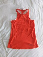 Skins - Ladies Borrie Tank Top - BNWT - Size Small - RRP £30 - Coral Red