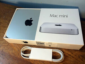 Apple Mac mini A1347 Desktop MGEM2LL/A 2014-2018 model OPEN BOX Catalina 10.15