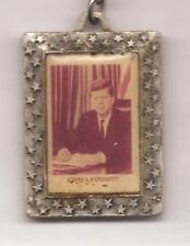 RARE Ancien Porte-Clés JOHN F. KENNEDY 35 TH PRESIDENT OF THE U.S.A 1917-1963