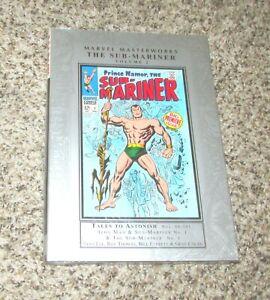 MARVEL MASTERWORKS THE SUB-MARINER VOL VOLUME 2 COMIC BOOK HARDCOVER OMNIBUS