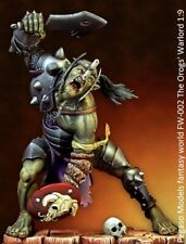 Pegaso Models fantasy world series FW-002 The Orogs' Warlord scale 1:9