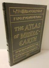 The Atlas of Middle Earth K.W. Fonstad, Easton Press, New/Sealed