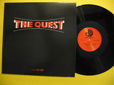 DAVE VORHAUS:THE QUEST-ELECTRONIC SYNTH-LIBRARY-LISTEN