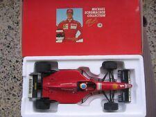 MSC Schumacher F1 Ferrari 412T2 / F310 LIMITED CLOSED BOX 1:18 MINICHAMPS & OVP!